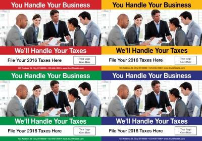 4x6 Tax Postcard 005