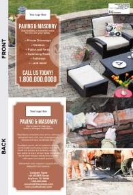 8.5x11 Paving and Masonry Postcard 001