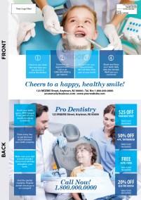 9x12 Dentist Postcard 002
