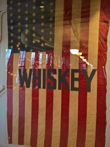 Red, white and whiskey