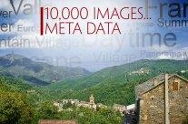 10,000 Images – Meta Data