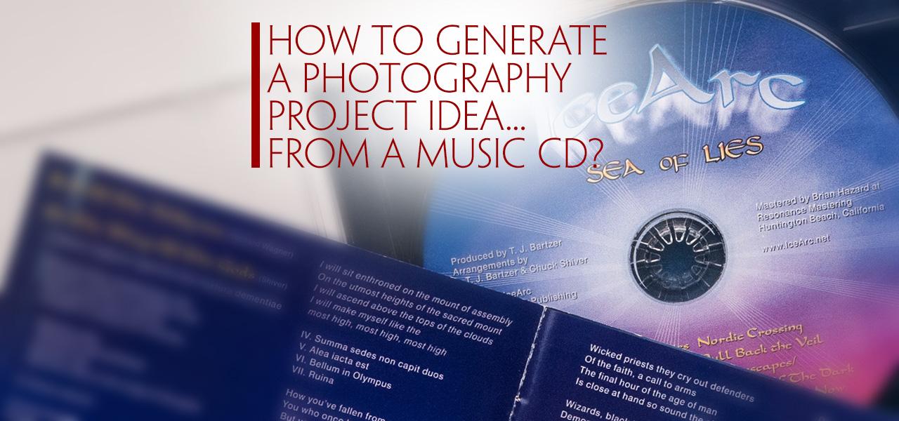 CD Title Photo