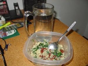 Quinoa and Beans