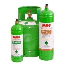 Gas refrigeranti in bombole ricaricaribili T-PED Norma UNI EN 13322-1