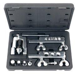 Flarekit – utensile per colletti a 45° e bicchieri KIT con testine