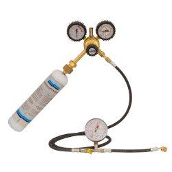 Kit collaudo azoto per collaudo impianti condizionamento e idraulici