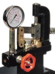 Pompa-collaudo-alta-pressione-manometro-incluso