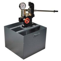 Pompa altissima pressione (1300 bar) per collaudo impianti industriali