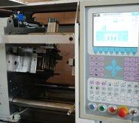 MGF: il reparto di stampaggio plastica automatico