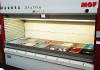 Il magazzino automatizzato MGF: rapidità di consegna dei prodotti ordinati