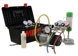 Sistema completo per l'installazione dei condizionatori MGF AC System