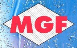 Logo MGF utensili per idraulica 1995