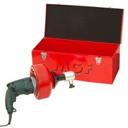 Disotturatrice elettrica in cassetta metallica MGF