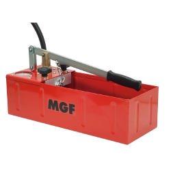 Pompa DUAL per il collaudo e la pressurizzazione di circuiti idraulici