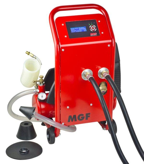 Pompa lavaggio impianti e pompa disostruente elettrica Twister MGF