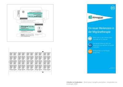 Almogran - packaging