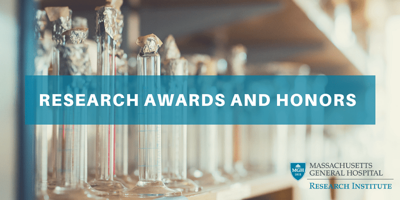 Recent Mass General Research Awards and Honors (Part 1) — Mass