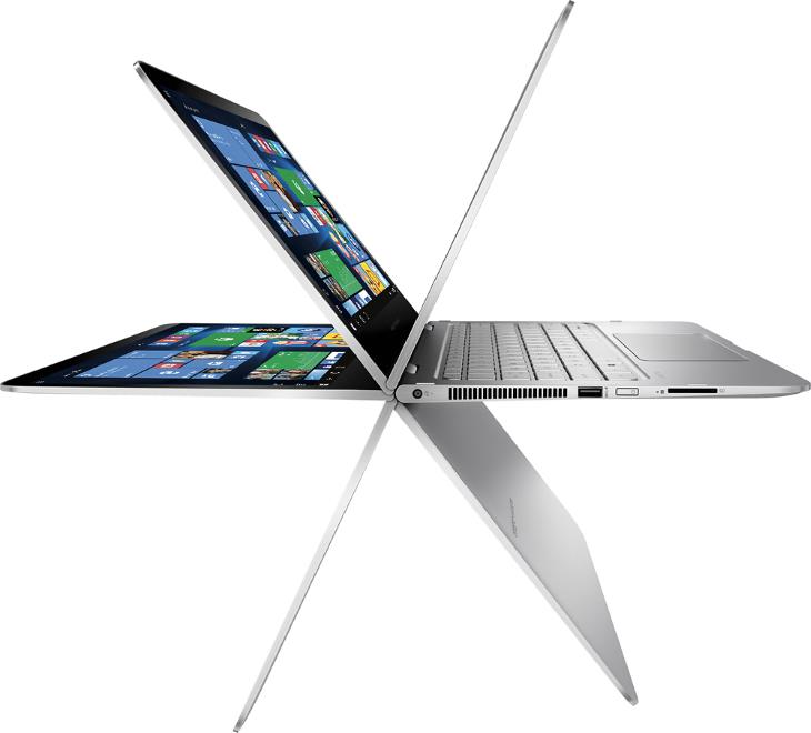 HP Spectre x360 Design and Display