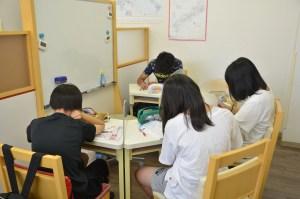 小牧市 個別指導 期末テスト対策 中学生1