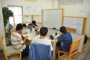 小牧市 個別指導 期末テスト対策 中学生2