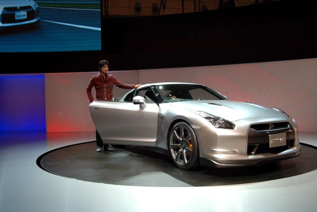 2007 GTR