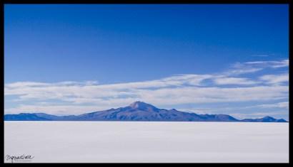 Mountain, Salt Flats