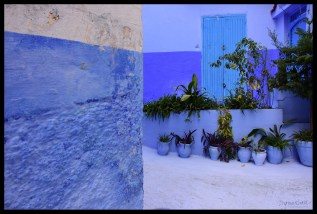 Blue Divisions - Chefchaouen
