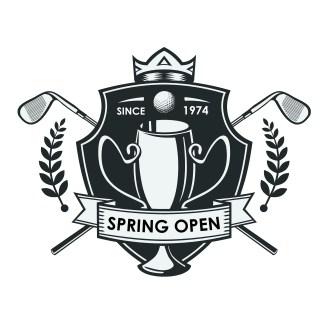 Spring Open Logo