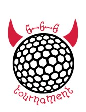6-6-6 Tournament Logo