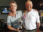 2018 Summer Open Winners Steve Rice-Jones and Barry Ennis