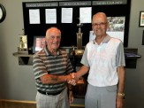 2018 Super Seniors Club Champion Dave Sharpe