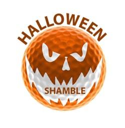 Halloween Shamble Logo