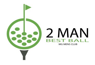 2 MAN BEST BALL LOGO
