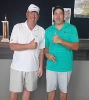 2019 6-6-6 Winners Danny Koriath and Gavin Copland