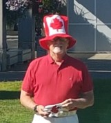 Keith Gill out for Canada Day