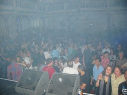Jalebee Cartel plays to a packed paradiso