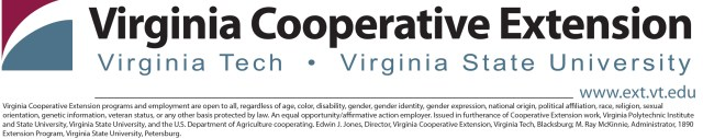 Virginia Cooperative Extension