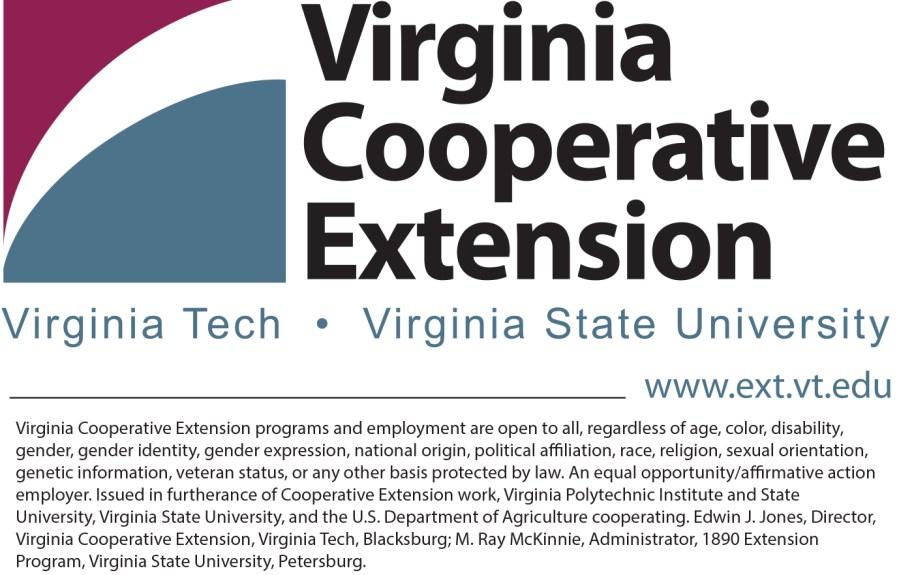 Virginia Cooperative Extension
