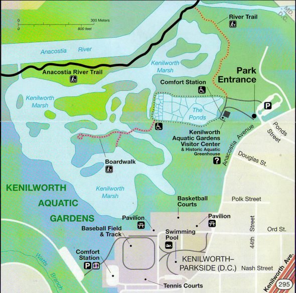 Kenilworth_Park_Map