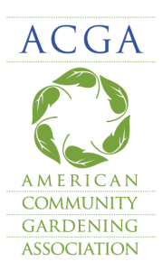 American Community Gardening Association Logo