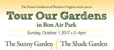Tour our Gardens logo