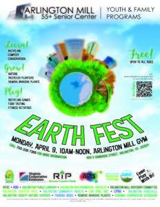 Earth Fest 2018 Flyer