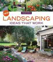 Book cover of New Landscaping Ideas that work