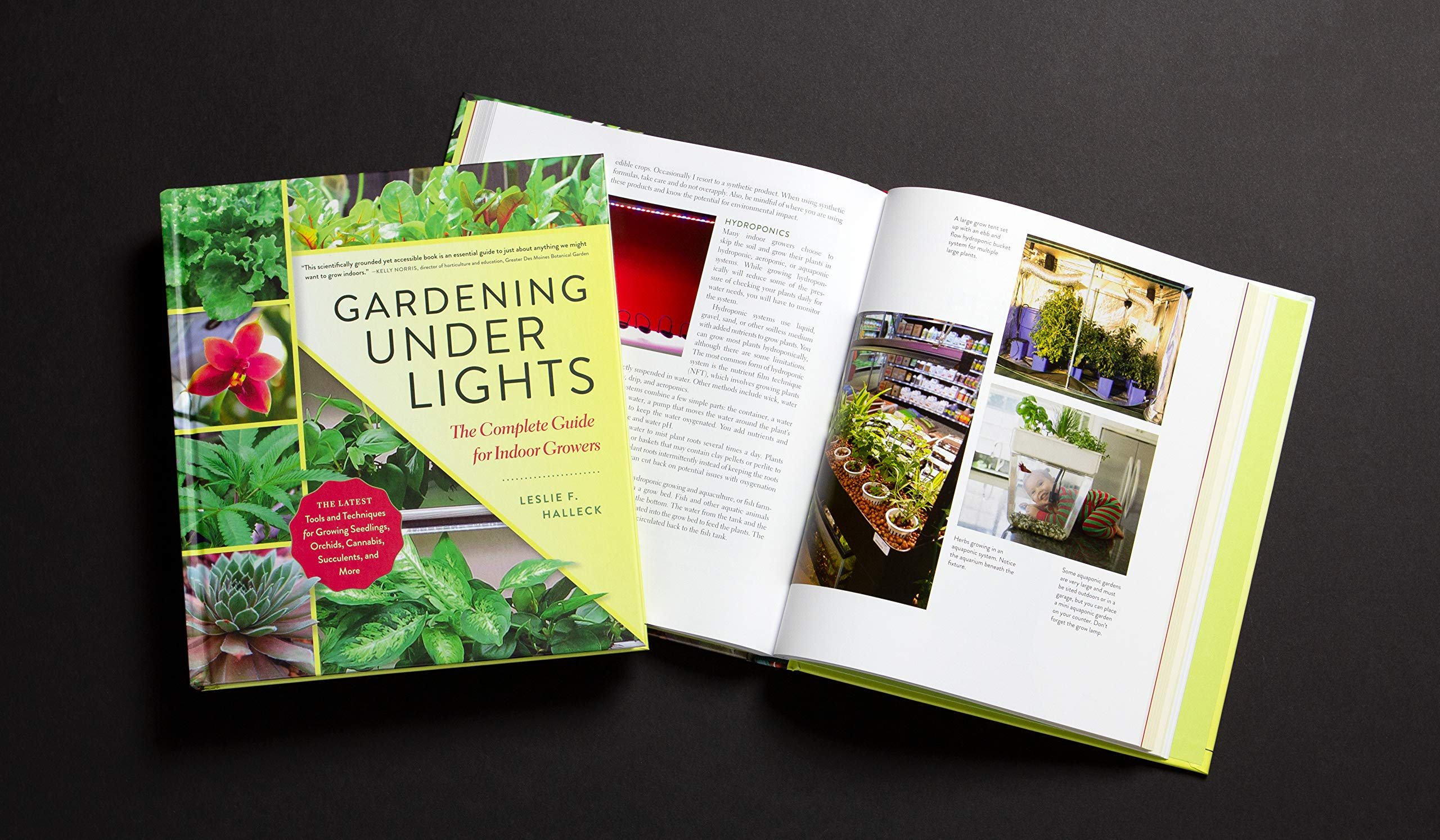 Master Gardener Bookshelf Gardening Under Lights Master