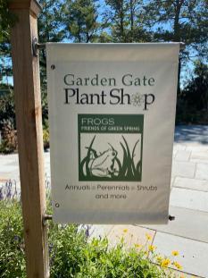 Plant Shop sign