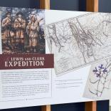 Lewis and Clark Expedition, 1804