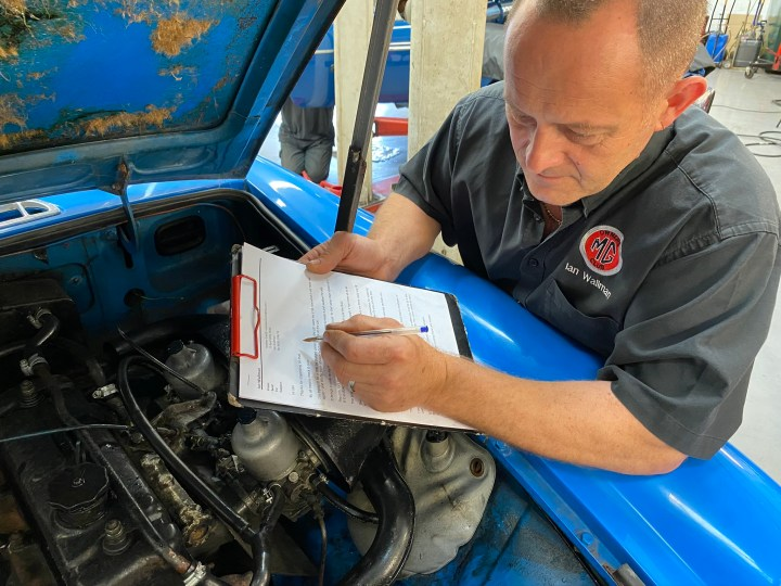 We offer detailed inspection reports