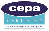 MG Pest Control now CEPA Certified