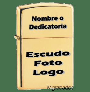 Zippo Dorado