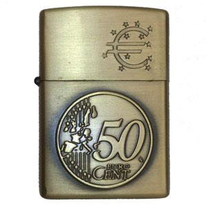 Encendedor 50 Centavos Euros